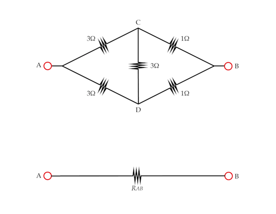 solving series parallel circuits problems