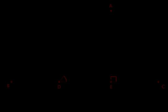 Stewart's Theorem | Brilliant Math & Science Wiki