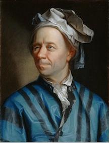 Leonhard Euler. [1]