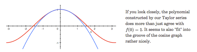 Taylor Series | Brilliant Math & Science Wiki