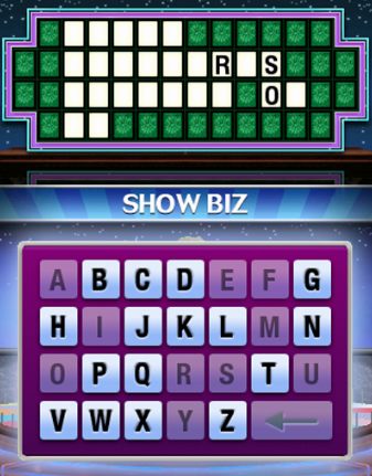 Wheel of Fortune Board. When should you stop revealing letters and guess the word?
