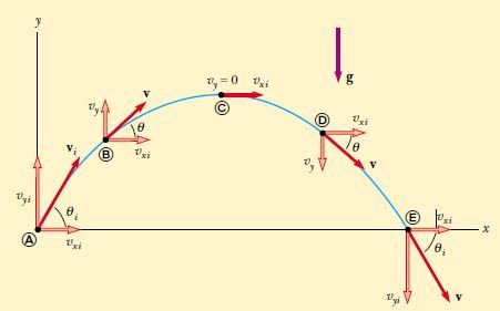 Projectile Motion | Brilliant Math & Science Wiki