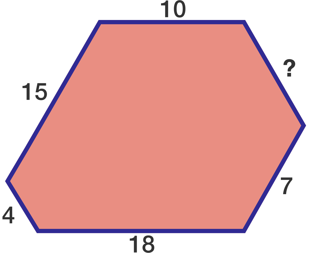 Geometry Problem On Length And Area   Problem Solving: An Interesting  Hexagon   Áron Bán Szabó | Brilliant