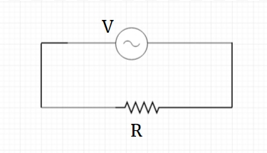 alternating current diagram. consider a time dependent current i flowing through the circuit. applying kirchoff\u0027s voltage law for closed loops in shown circuit, we get v\u003dvr v \u003d alternating diagram