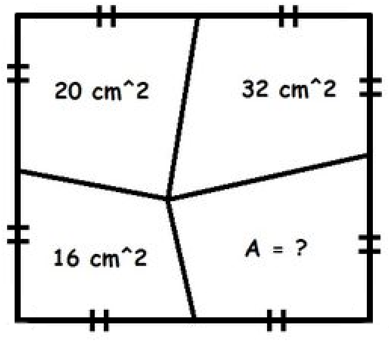 geometry problem on length and area problem solving steins gate