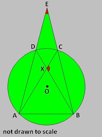 Geometry Problem 2 Angles And A Chord Prakkash Manohar Brilliant