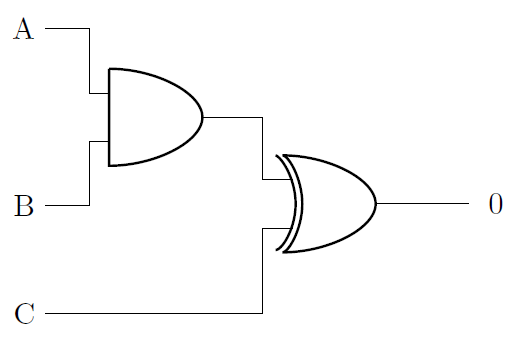 logic gates intermediate warmup practice problems online