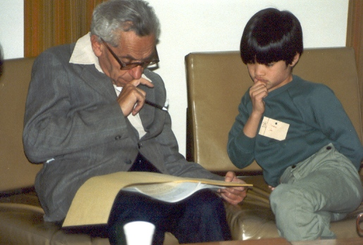 Erdos with Terrance Tao