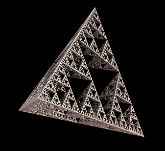 The Sierpinski Pyramid
