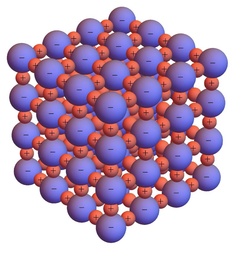 ionic lattice