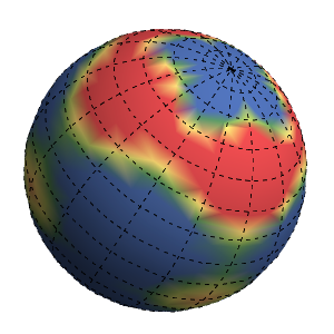 Spherical body