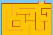 Maze A