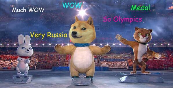 hehe Sochi doge