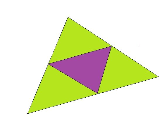 Drawing Lines With Triangle Combination : Congruent and similar triangles brilliant math science