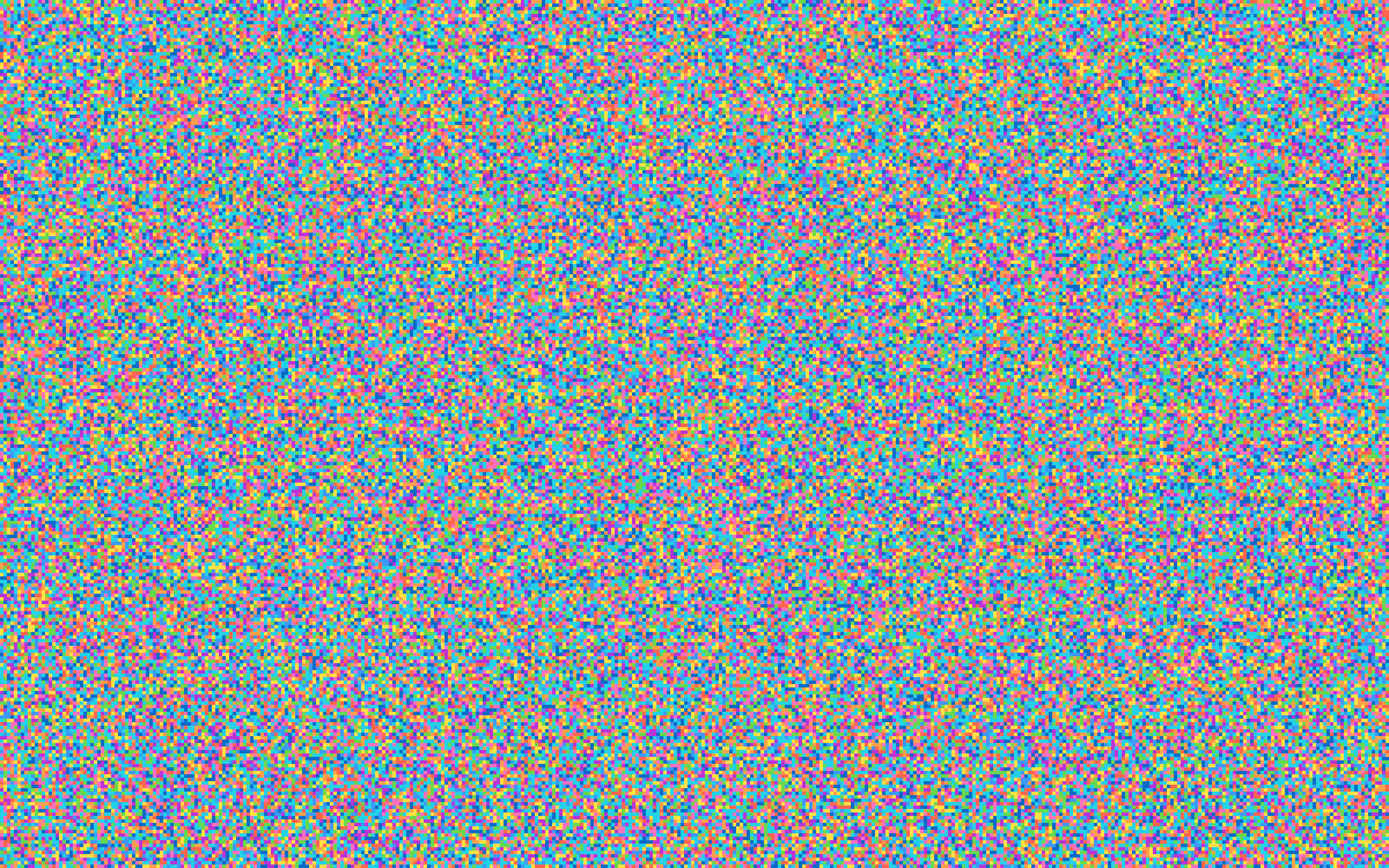 First 100000 Digits Of Pi And Tau Visual Representation